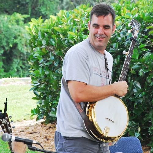 music-banjo