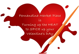 Shop for Your Valentine at the Fernandina Farmers Market