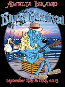 2013 amelia Island Blues Festival