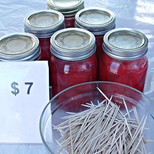 Cinnamon Apples in Fernandina