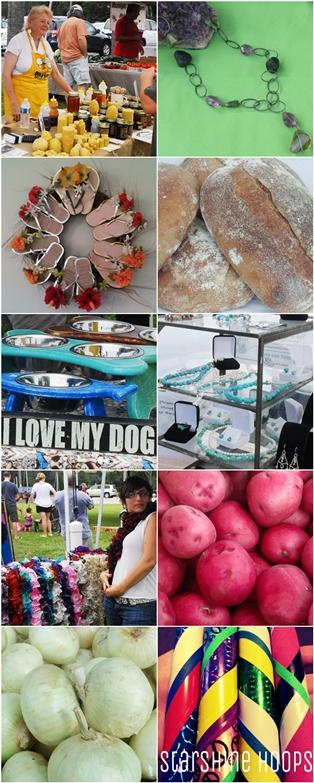 Arts Market Joins Fernandina's Farmers Market