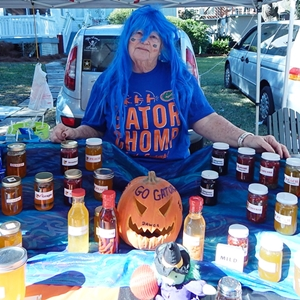 Georgia, Florida and Halloween Celebrated at Farmers Market
