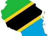 tanzania-flag-shaped